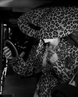 Beyonce rocks head to toe Leopard Prints