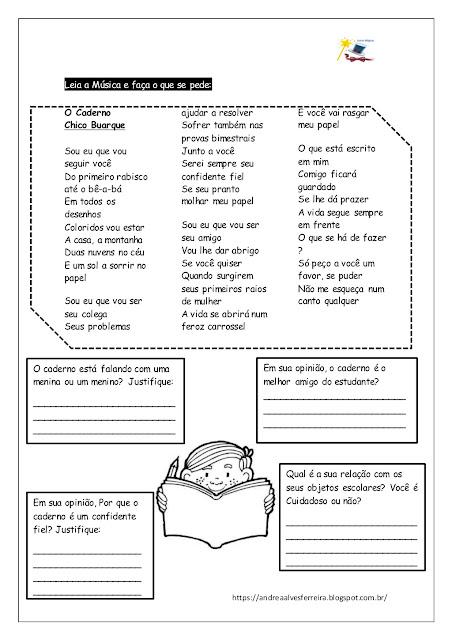 Atividades dia do estudante ensino fundamental