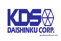 Lowongan Kerja Terbaru PT KDS Indonesia Bulan November 2018