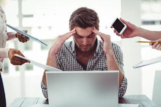 Hal yang Tidak Disadari Membuat Anda Mudah Stress