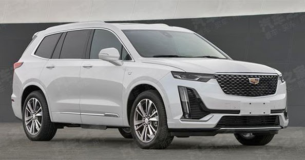 Burlappcar: 2020 Cadillac XT6 (China)