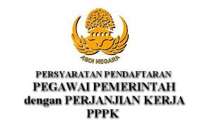 Persyaratan Mendaftar PPPK