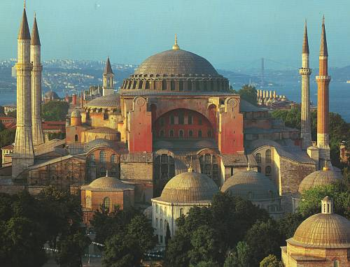 What A Wonderful World: Hagia Sophia, Istanbul