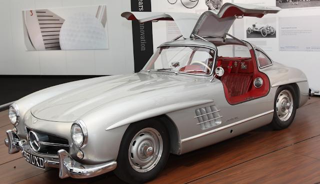 1957 - 1962 Mercedes 300SL Gullwing W194