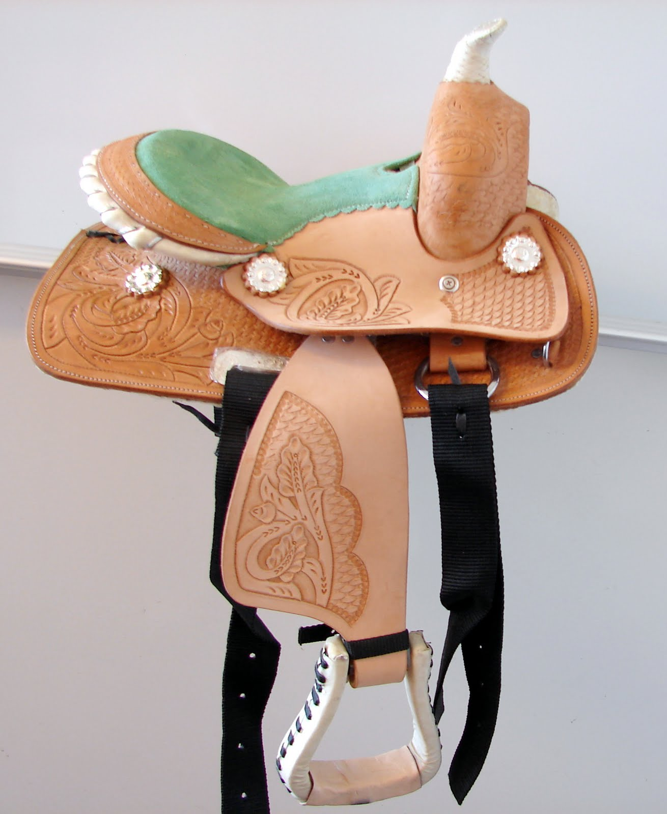 Horse Saddle Office Chair Mid Century Folding English Western Pony Mini Saddles And Tack For