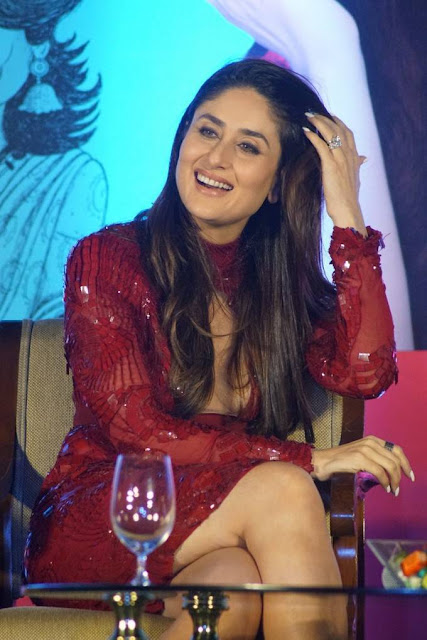 Kareena Kapoor Stills At The Perils Of Being Moderately Famous Book Launch
