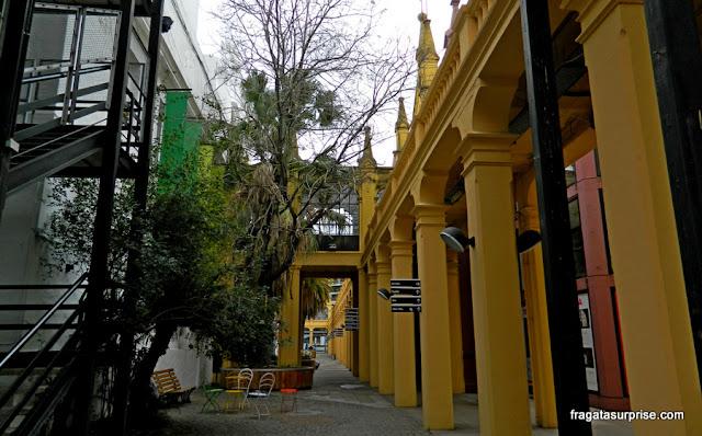 Centro Cultural Recoleta, em Buenos Aires