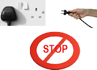 Image result for two pin socket to 3 pin socket