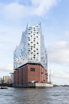 The Elbphilharmonie, Hamburg (Photo © Iwan Baan)