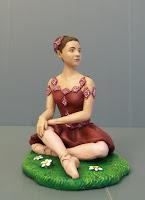 statuette ballerine personalizzate idee regalo figlia ragazza orme magiche