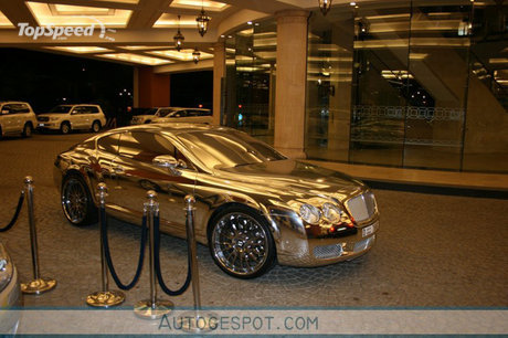 Luxury Car Rental Brunei