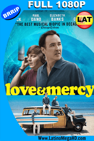 Love & Mercy (2014) Latino Full HD 1080P ()
