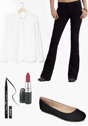 Easy Mia Wallace Costume