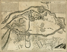 Battle of Narva Map