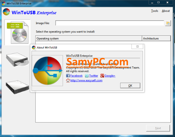 WinToUSB Enterprise Free Download Full Version