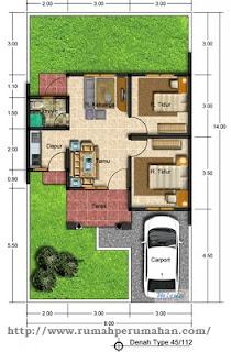 Perumahan Murah di Banjar, Rumah subsidi, Rumah di Banjar, rumah dijual