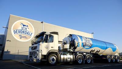 Sữa tươi Devondale bị làm giả tại Trung Quốc