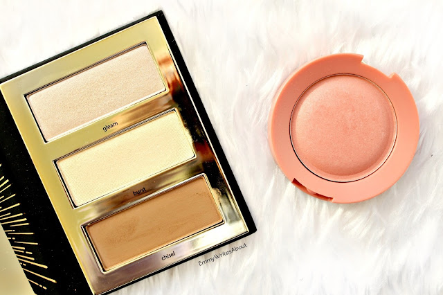 Tarte pro glow, lottie london drake blush