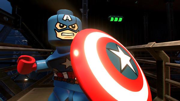LEGO Marvel Super Heroes 2 presume de localizaciones en Chronopolis