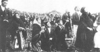 Những hình ảnh chứng minh Đức Mẹ hiện ra tại Fatima là có thật