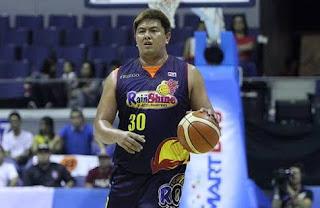 Beau Belga holding basketball