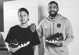 Officially Out: Nike Kyrie 4