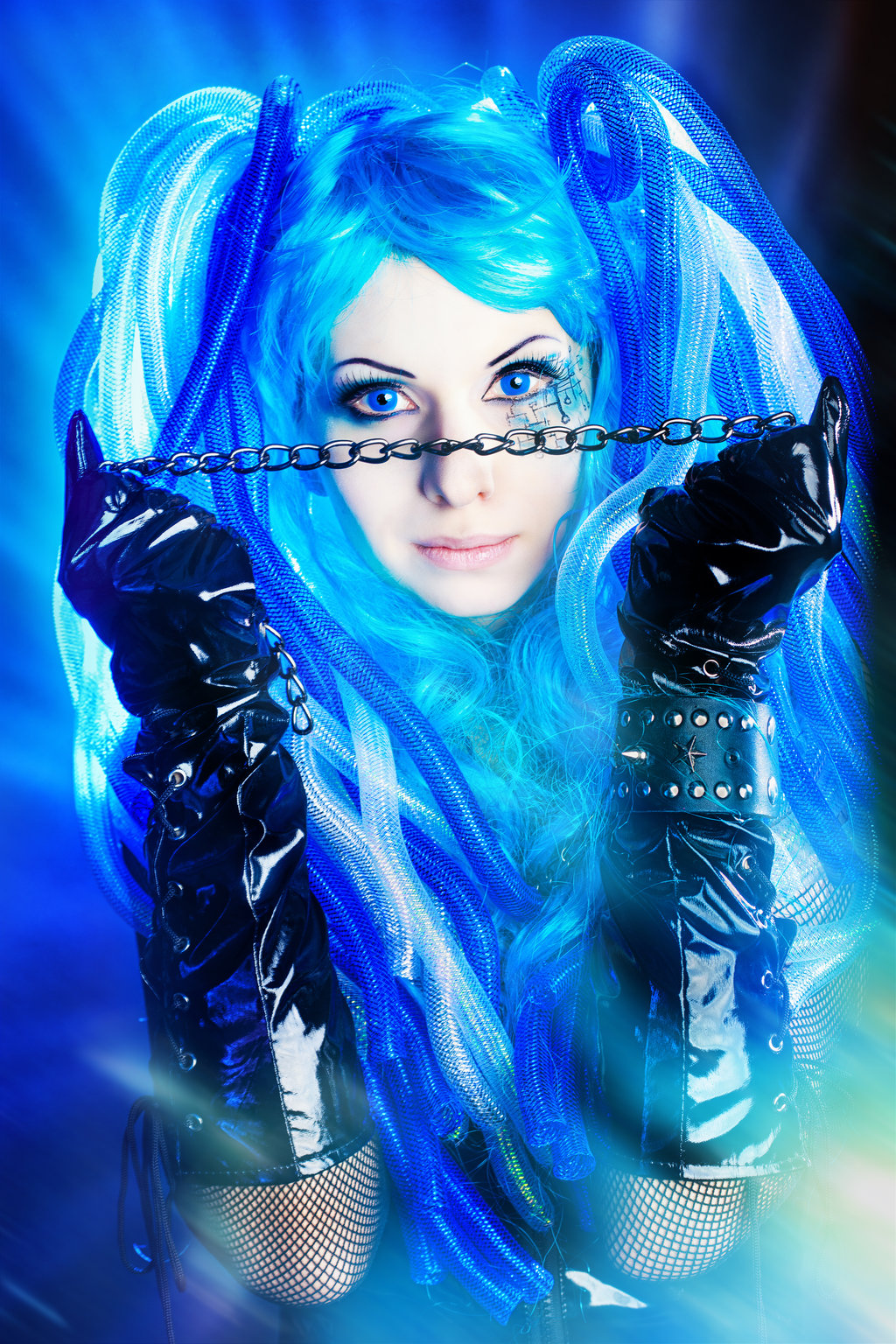 Style - Cyber Goth  I Dont Really Care-4949