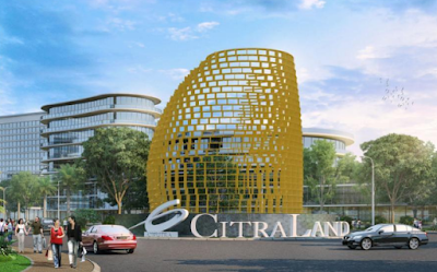 Rumah dijual di Citraland Cibubur