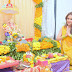 ACTRESS SHWETA KHANDURI CELEBRATES GANESH CHATURTHI 2017 WITH GREAT POMP AND SPLENDOR; PROMOTES ECO- FRIENDLY GANESHA