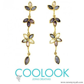 Letizia Jewelry Coolook Hiedra Earrings
