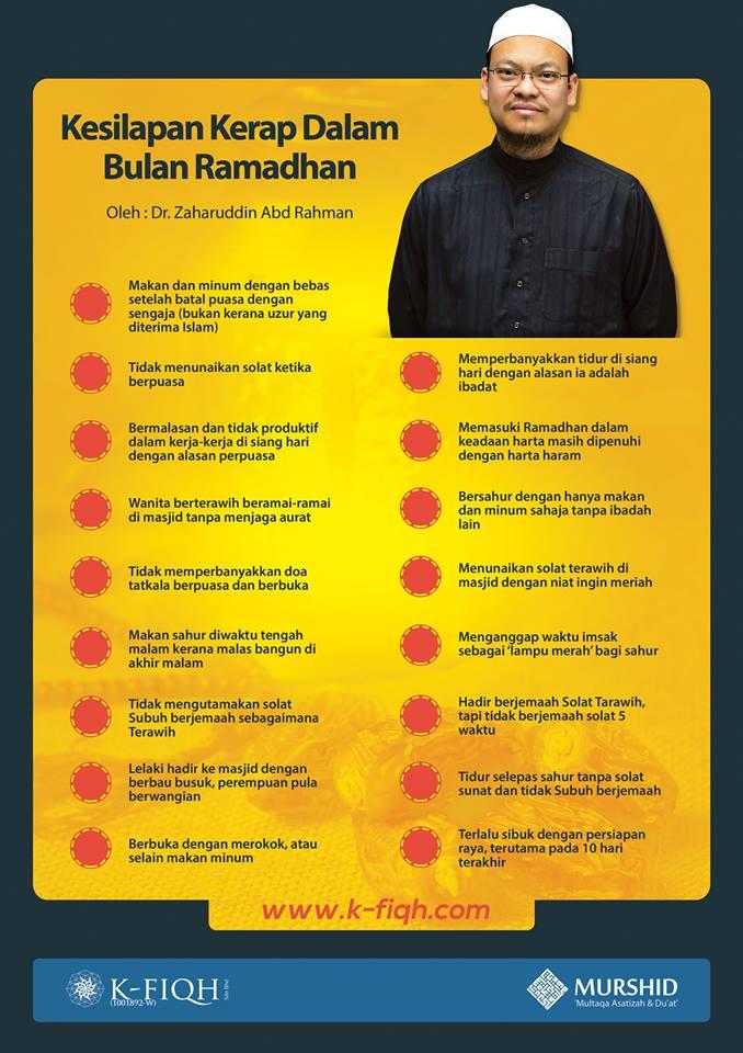 Wordless Wednesday #Ramadhan