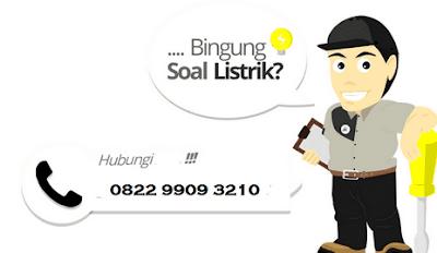 Jasa Tukang Listrik Panggilan 24 Jam Pondok Cabe Hub 082299093210