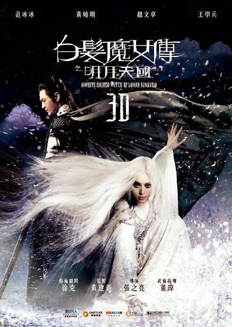 Tân Bạch Phát Ma Nữ (thuyết minh) - The White Haired Witch of Lunar Kingdom