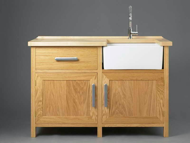 Bathroom Sink Cabinets - Choose the Theme of Bathroom ... on Outdoor Sink With Stand id=29300