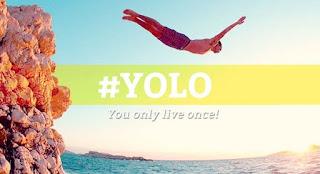 YOLO là gì? Bạn có muốn được YOLO?