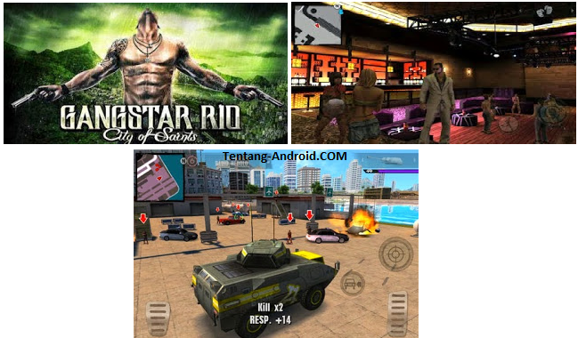 Gangstar Rio City of Saints APK Free Download For Android