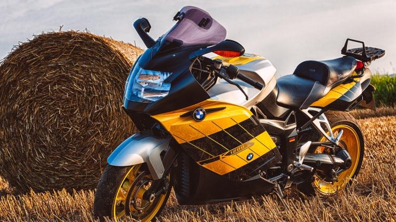 BMW Motorbike K1200S HD