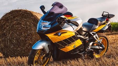 BMW Motorbike K1200S