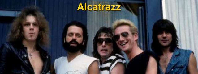 Alcatrazz Grupo Banda Yngwie Malmsteen
