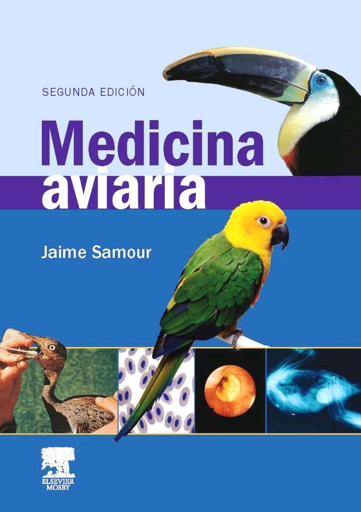 Medicina Aviaria, 2da Edición – Jaime Samour