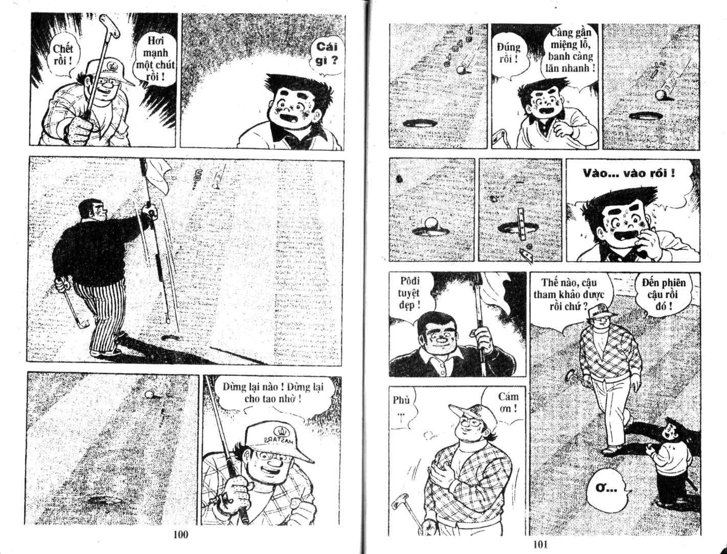 Ashita Tenki ni Naare chapter 15 trang 49