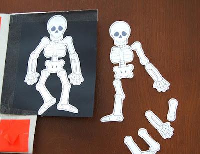 Szkielet do wydrukowania