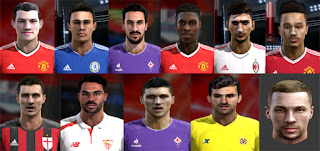 Power Facepack v9 2016 Pes 2013 By Vicen