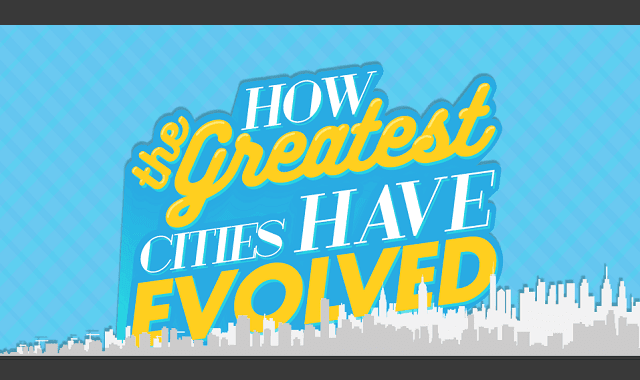 How the Greatest Cities Have Evolved