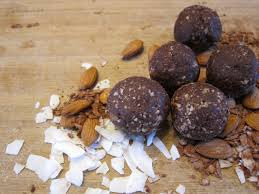 Raw Dessert Recipes - Chocolate Almond and Chai Truffles