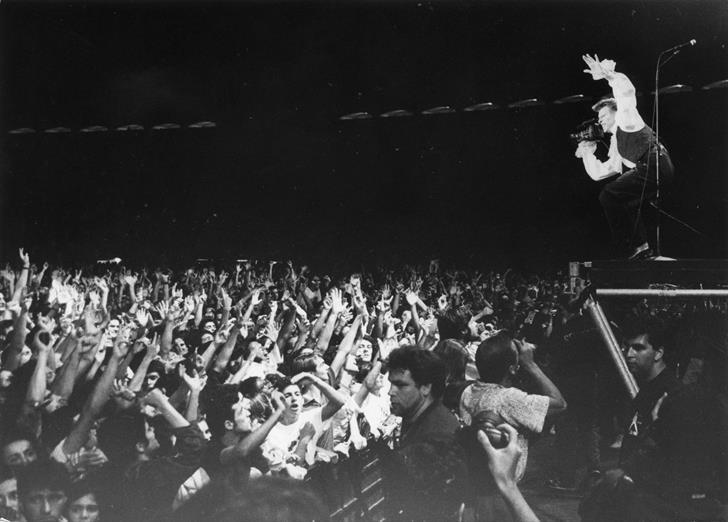 David Bowie Glass Spider Tour Live Concert
