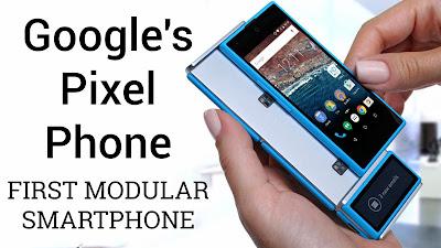 Anteprima smartphone Google Pixel: caratteristiche tecniche