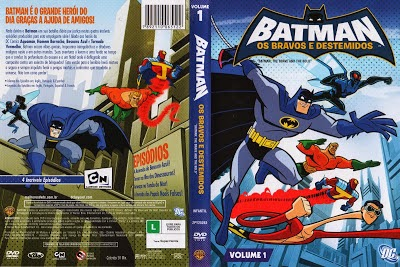 Batman Os Bravos e Destemidos