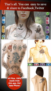 Tattoo Photo Editor Free download - Android & iOS