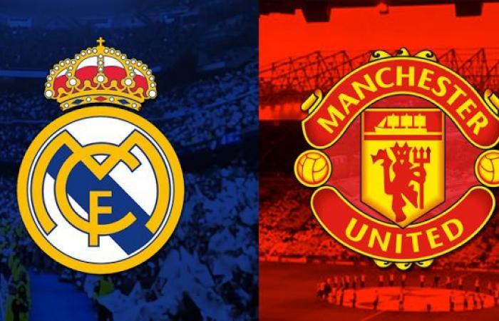 توقيت مباراة  ريال مدريد ومانشتسر يونايتد اليوم 8-8-2017